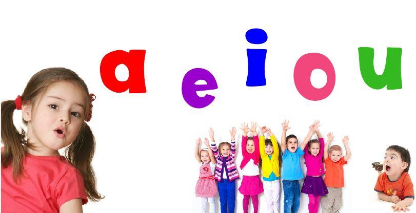 Como Enseñar a Niños de Preescolar las Vocales