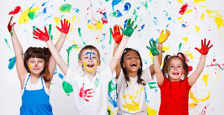 Como preparar una clase de preescolar sobre los colores