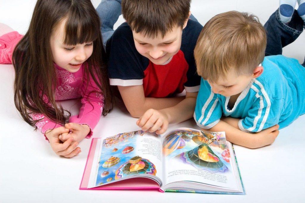 Actividades para fomentar la lectura en Preescolar