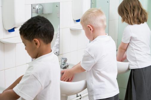 Cómo hay que mantener la higiene en la escuela
