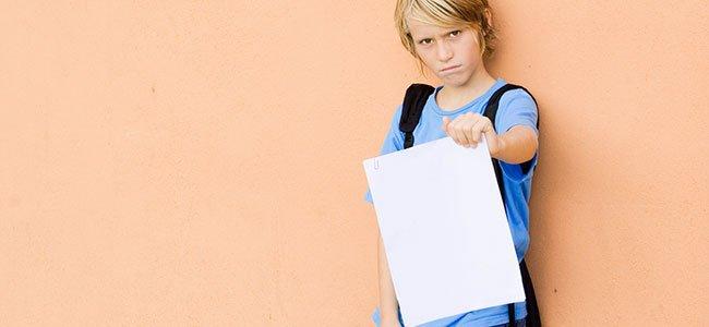 Cómo trabajar con alumnos con bajo rendimiento escolar