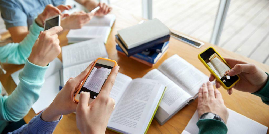 Impacto de las Redes Sociales en el ámbito educativo