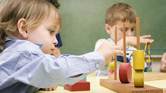 Por qué enseñar Matemáticas en Preescolar