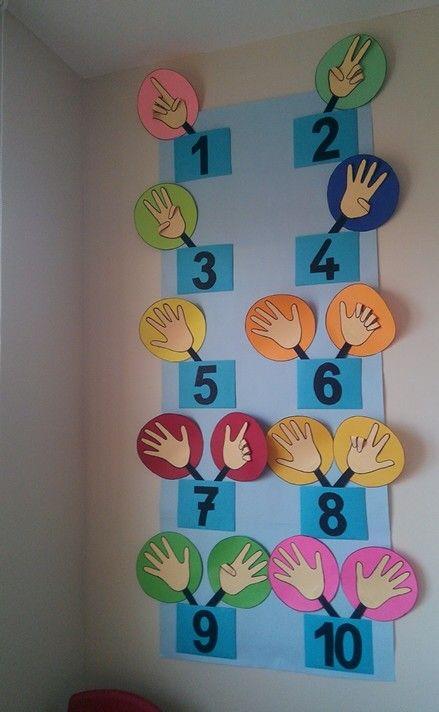 C mo decorar un sal n de preescolar ideas con fotos - Ideas para el salon ...