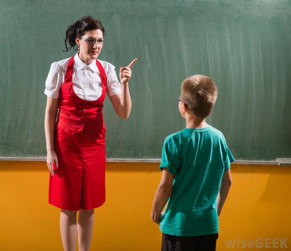 Acoso Psicológico de Profesor a Alumno