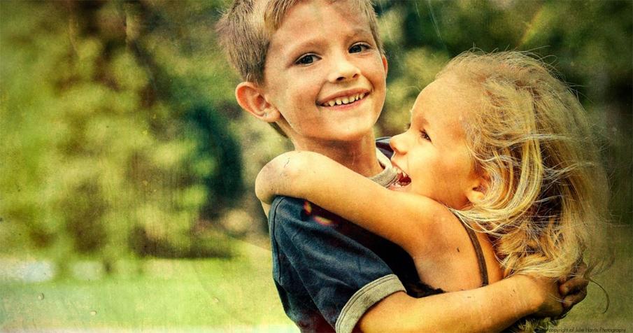 Enamoramiento en Niños de Primaria