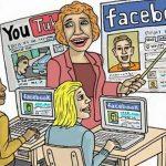 Qué Opinan los Profesores sobre las Redes Sociales