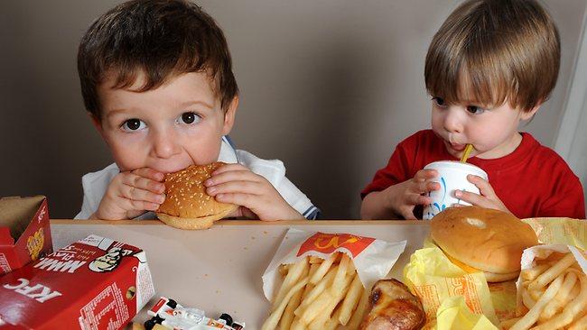 la mala alimentación causa problemas de falta de energía