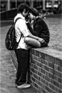 puber enamorado