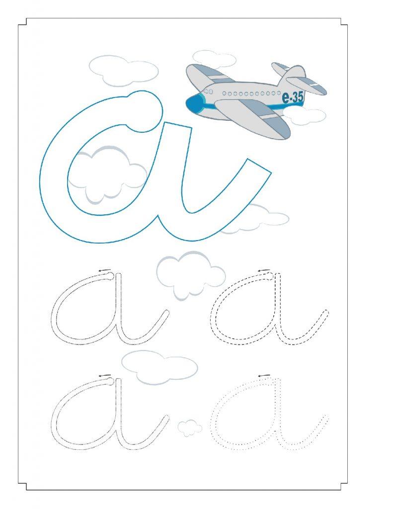 Cuadernillo Completo Y Didáctico Para Trabajar Las Vocales 2 791x1024 - Como Enseñar a Niños de Preescolar las Vocales - ¡Divertido!