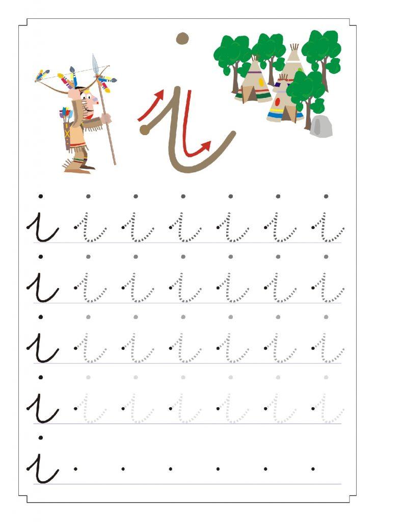 Cuadernillo Completo Y Didáctico Para Trabajar Las Vocales 24 791x1024 - Como Enseñar a Niños de Preescolar las Vocales - ¡Divertido!