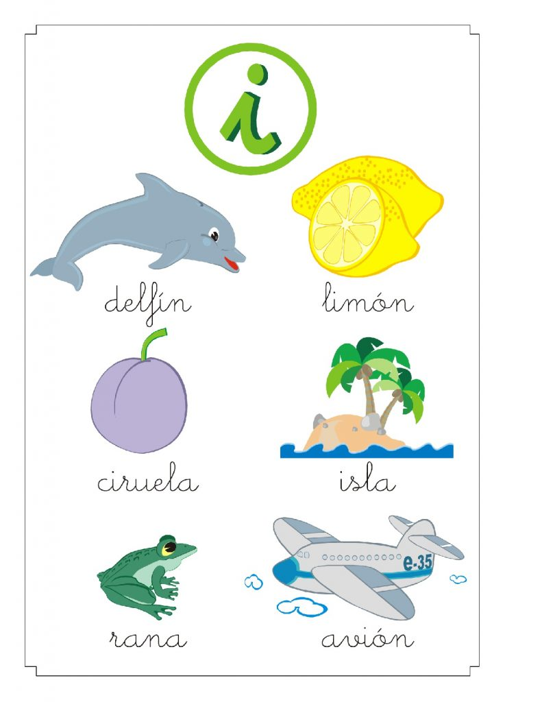 Cuadernillo Completo Y Didáctico Para Trabajar Las Vocales 28 791x1024 - Como Enseñar a Niños de Preescolar las Vocales - ¡Divertido!