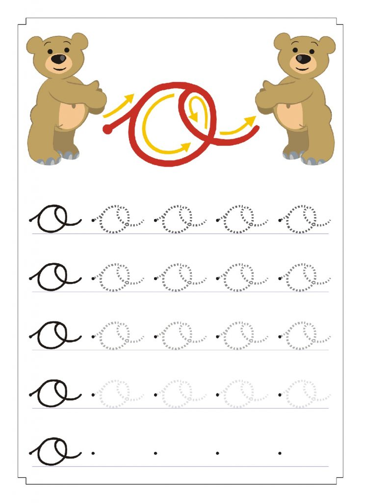 Cuadernillo Completo Y Didáctico Para Trabajar Las Vocales 34 791x1024 - Como Enseñar a Niños de Preescolar las Vocales - ¡Divertido!
