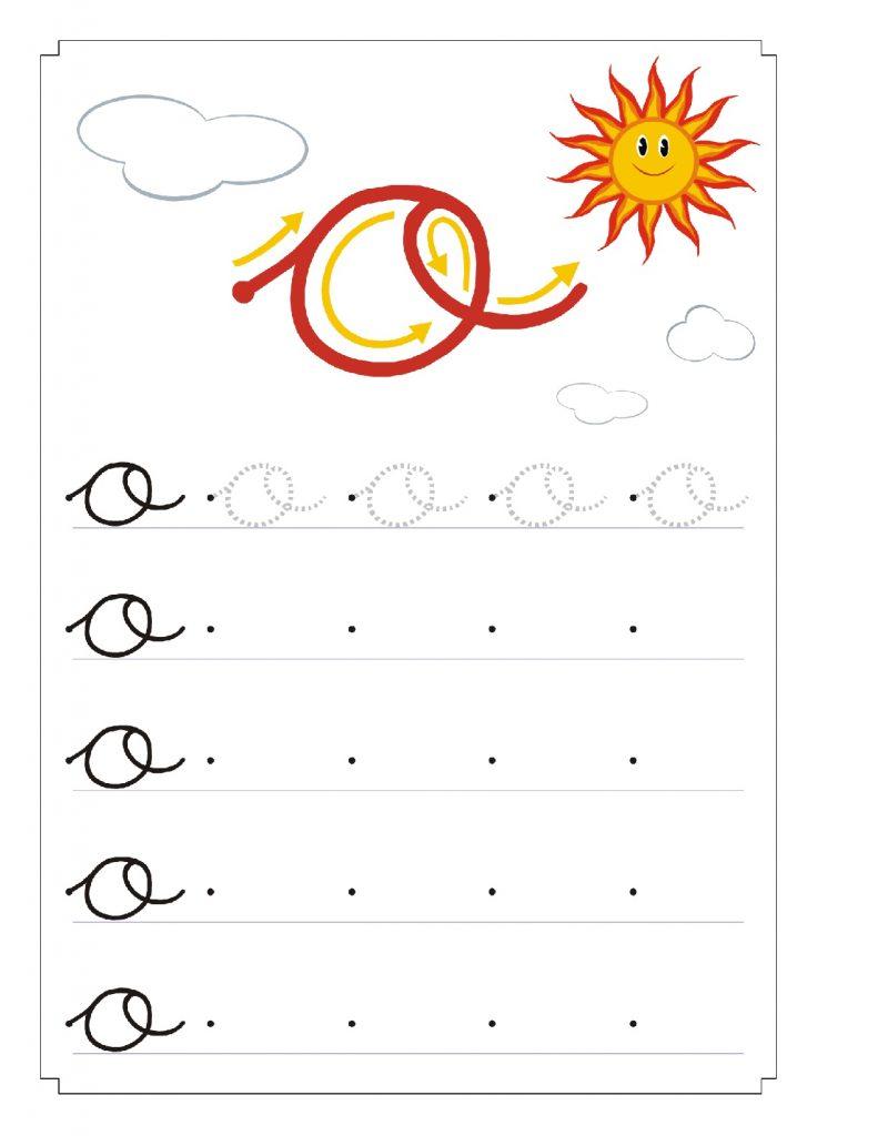 Cuadernillo Completo Y Didáctico Para Trabajar Las Vocales 35 791x1024 - Como Enseñar a Niños de Preescolar las Vocales - ¡Divertido!