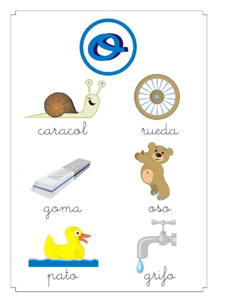 Cuadernillo Completo Y Didáctico Para Trabajar Las Vocales 38 791x1024 - Como Enseñar a Niños de Preescolar las Vocales - ¡Divertido!
