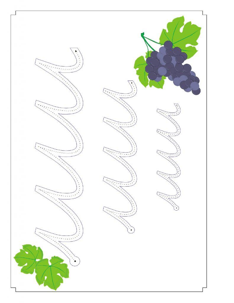 Cuadernillo Completo Y Didáctico Para Trabajar Las Vocales 43 791x1024 - Como Enseñar a Niños de Preescolar las Vocales - ¡Divertido!
