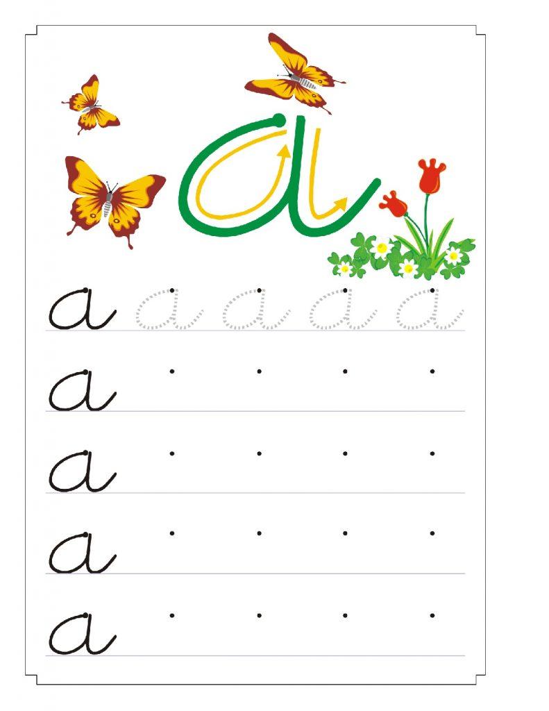 Cuadernillo Completo Y Didáctico Para Trabajar Las Vocales 5 791x1024 - Como Enseñar a Niños de Preescolar las Vocales - ¡Divertido!