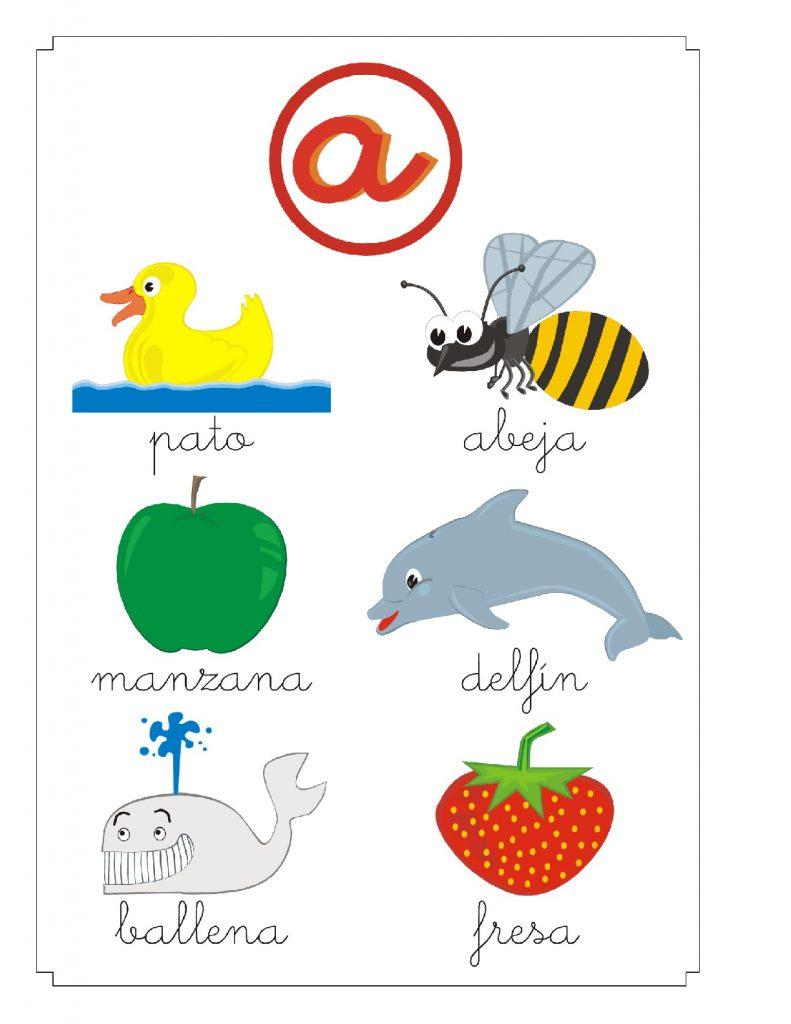 Cuadernillo Completo Y Didáctico Para Trabajar Las Vocales 8 791x1024 - Como Enseñar a Niños de Preescolar las Vocales - ¡Divertido!