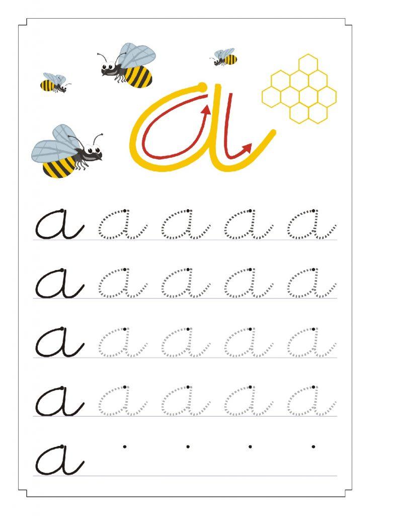 El Mejor Cuadernillo de Actividades para Ensenar Las Vocales a Los Ninos 004 791x1024 - Como Enseñar a Niños de Preescolar las Vocales - ¡Divertido!