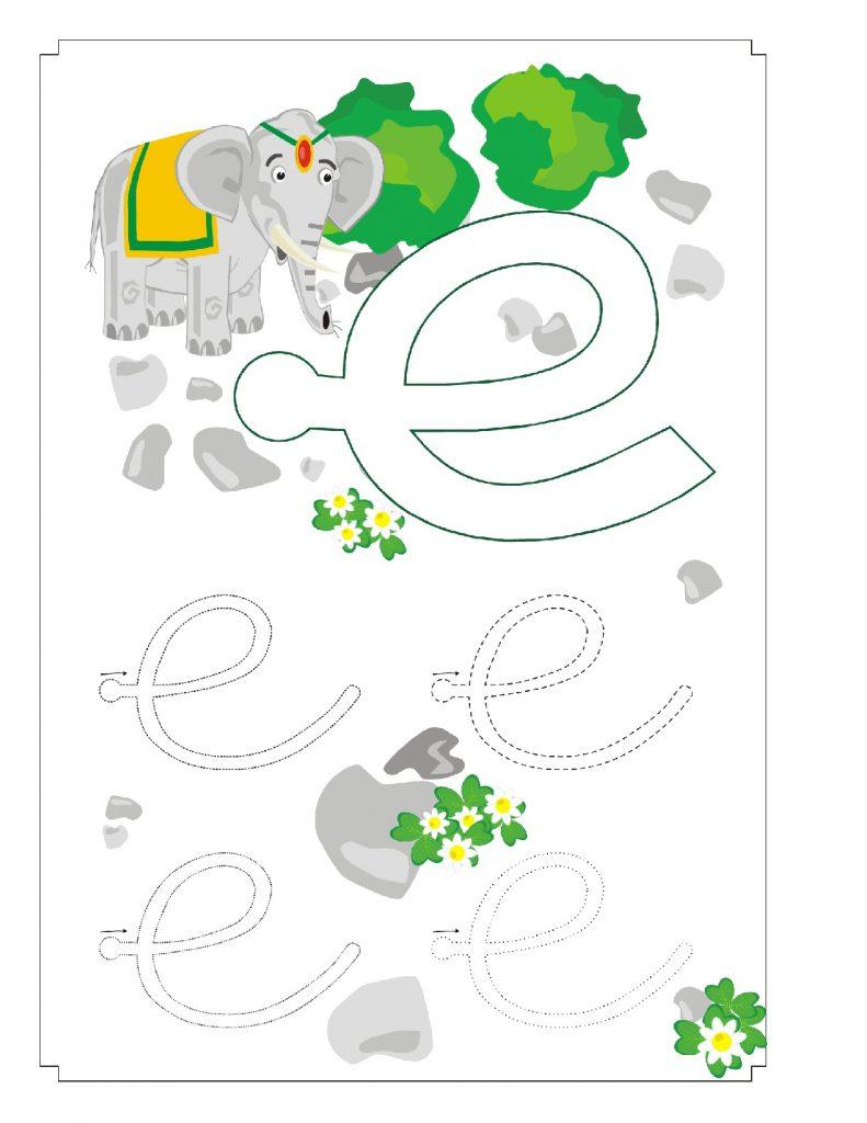 El Mejor Cuadernillo de Actividades para Ensenar Las Vocales a Los Ninos 012 791x1024 - Como Enseñar a Niños de Preescolar las Vocales - ¡Divertido!