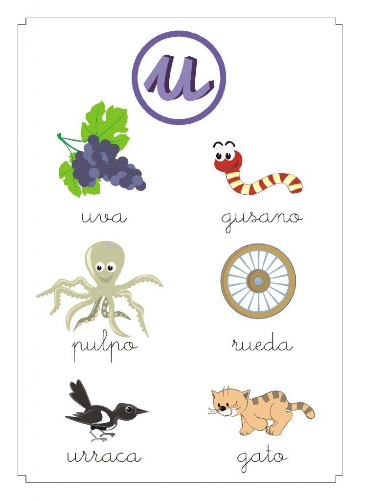 El Mejor Cuadernillo de Actividades para Ensenar Las Vocales a Los Ninos 048 791x1024 - Como Enseñar a Niños de Preescolar las Vocales - ¡Divertido!