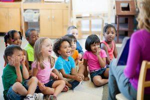 La expresión oral en el preescolar