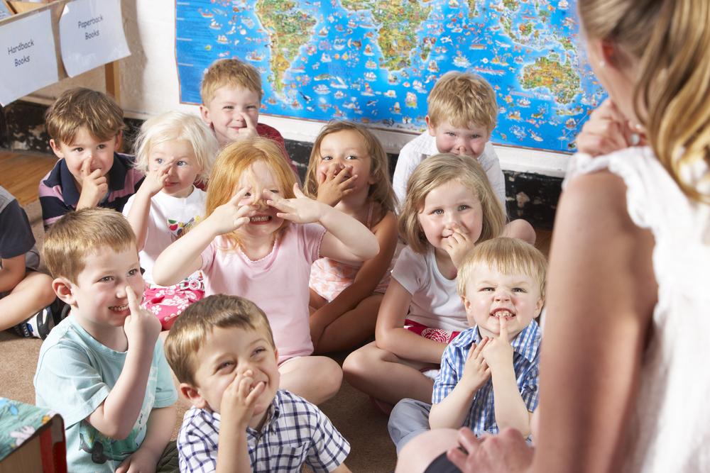 Por qué en el preescolar el lenguaje es motivo de análisis