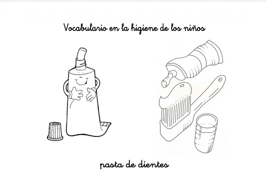 Fichas Creativas Para Trabajar La Higiene Personal En Clase