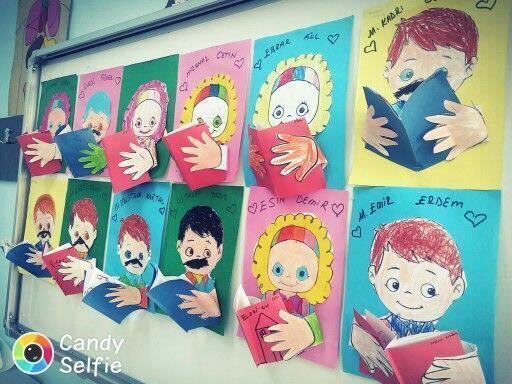 Murales Novedosos Hecho Por Ninos Ideas Creativas