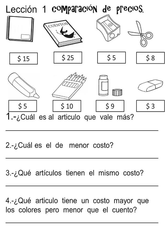 Cuadernillo De Repaso De Matemáticas Para Niños Descárgar Gratis Técnicas Para Docentes