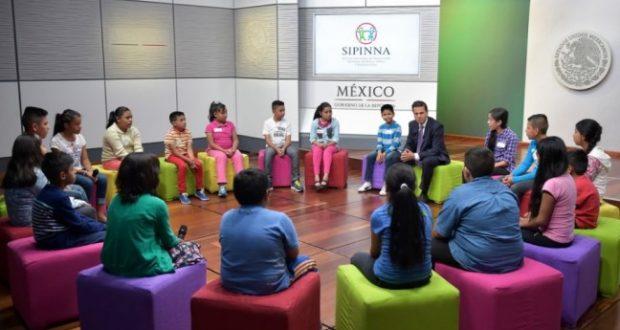 Igualdad de oportunidades para niños y niñas