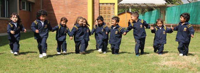 Preescolar: Actividades para aprender a convivir