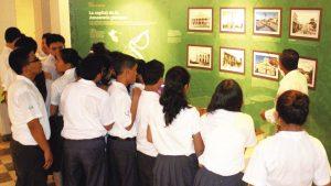 Programar visitas a museos
