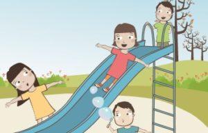 Respeto entre niños y niñas