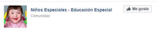 pagina de facebook niños especiales - ¿Cómo Convivir con Niños Especiales? Educación especial