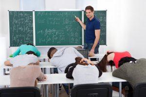 temas muy complicados 300x200 - ¿Por qué los alumnos se aburren en clases?