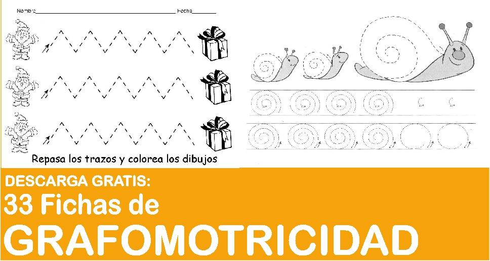 Pdf Ejercicios De Grafomotricidad Para Niños De 3 A 4 Años