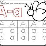 Actividades para Trabajar las Vocales en Preescolar 13 150x150 - Como Enseñar a Niños de Preescolar las Vocales - ¡Divertido!