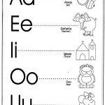 Actividades para Trabajar las Vocales en Preescolar 17 150x150 - Como Enseñar a Niños de Preescolar las Vocales - ¡Divertido!