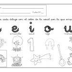 Actividades para Trabajar las Vocales en Preescolar 8 150x150 - Como Enseñar a Niños de Preescolar las Vocales - ¡Divertido!