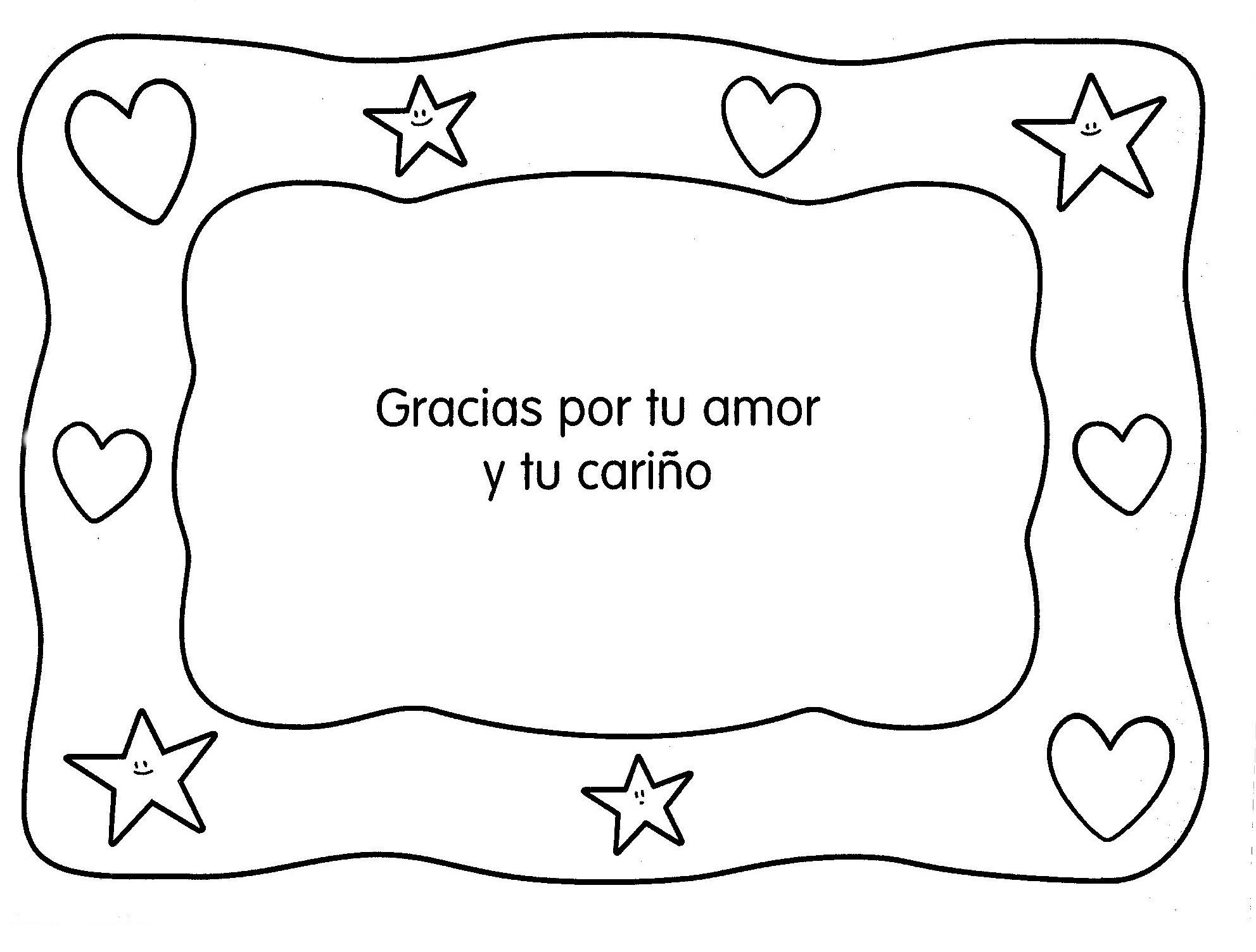PDF: Dibujos Para Colorear Para El Día Del Padre