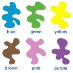 colores2 150x150 - ¿Qué enseñar en Ingles a Niños de Primaria? 10 Temas Básicos