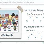 familia3 150x150 - ¿Qué enseñar en Ingles a Niños de Primaria? 10 Temas Básicos