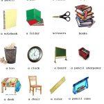 objetos3 150x150 - ¿Qué enseñar en Ingles a Niños de Primaria? 10 Temas Básicos