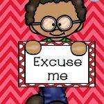 palabras magicas2 150x150 - ¿Qué enseñar en Ingles a Niños de Primaria? 10 Temas Básicos