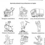 profesiones2 150x150 - ¿Qué enseñar en Ingles a Niños de Primaria? 10 Temas Básicos