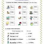 pronombres6 150x150 - ¿Qué enseñar en Ingles a Niños de Primaria? 10 Temas Básicos