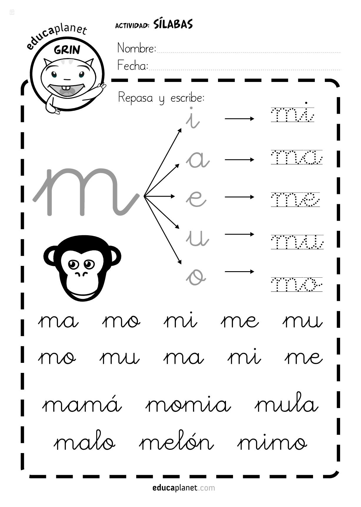Cuadernillo Completo Para Enseñar A Los Niños A Leer Por