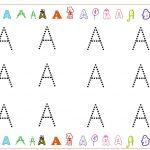 Fichas del abecedario para imprimir (2)