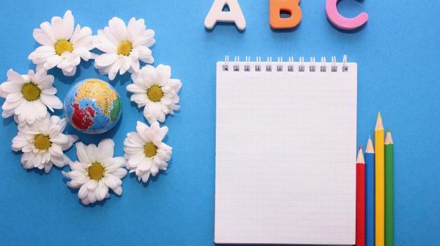 cuaderno ingles niños aprender
